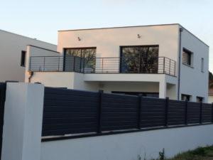 exterieur maison neuve