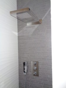 douche maison neuve