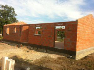 Construction maison et abri