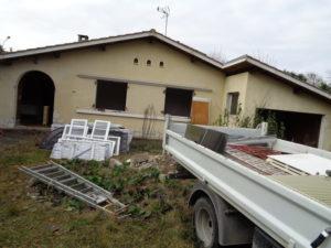 maison à démolir
