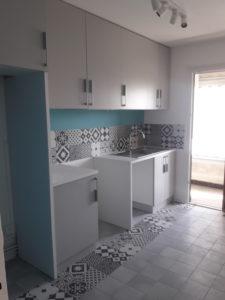 réalisation cuisine appartement