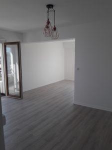 rénovation salon appartement