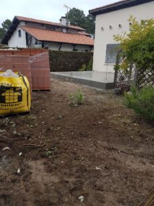 Renovation Cap ferret et pisicne