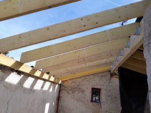 renovation charpente
