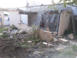 demoltion maison